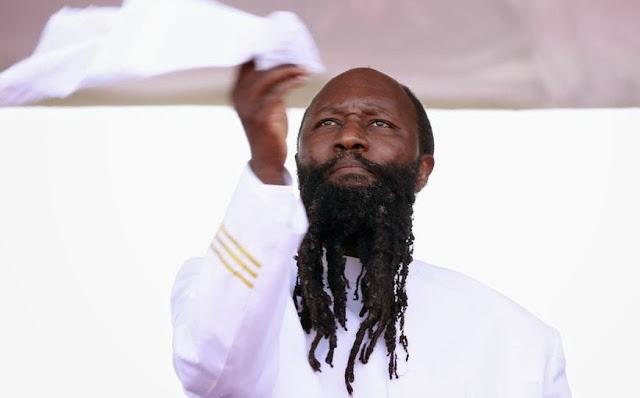 Image result for john allan namu kenya beard