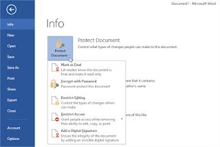 office document password - माइक्रोसॉफ्ट ऑफ़िस से डॉक्यूमेंट पर पासवर्ड ऐसे करें सेट