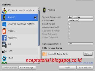 Unity Build Platform