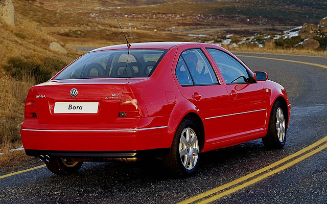 Volkswagen Bora 2001 V6 4Motion