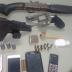 Grupo envolvido em vários crimes na cidade de Jaguaretama é preso após ação conjunta