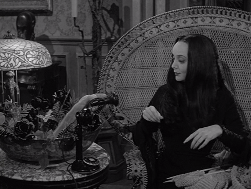 The Mansion Of The Addams Family