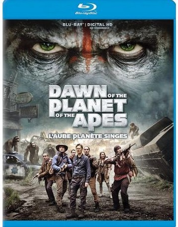 Dawn of the Planet of the Apes BRRip x264 720p Portuguese 5 1 (2014)