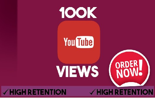 High Retention Youtube Views