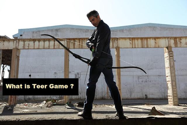 what is teer game