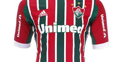 Fluminense 2013 Adidas Home Shirt Released 2934ee5b5aa37