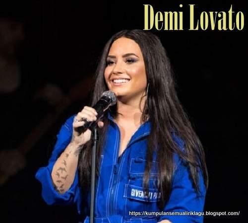 Lagu Sober Demi Lovato