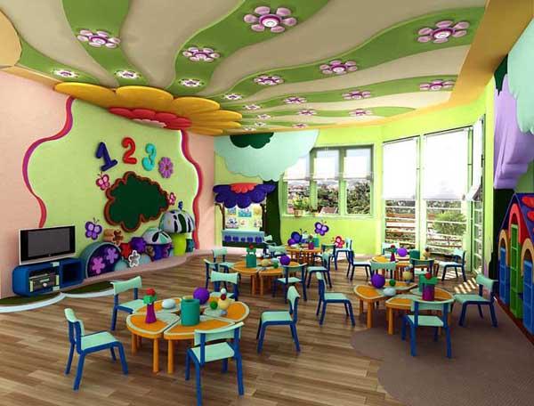 Trường mầm non dự án Booyoung Vina