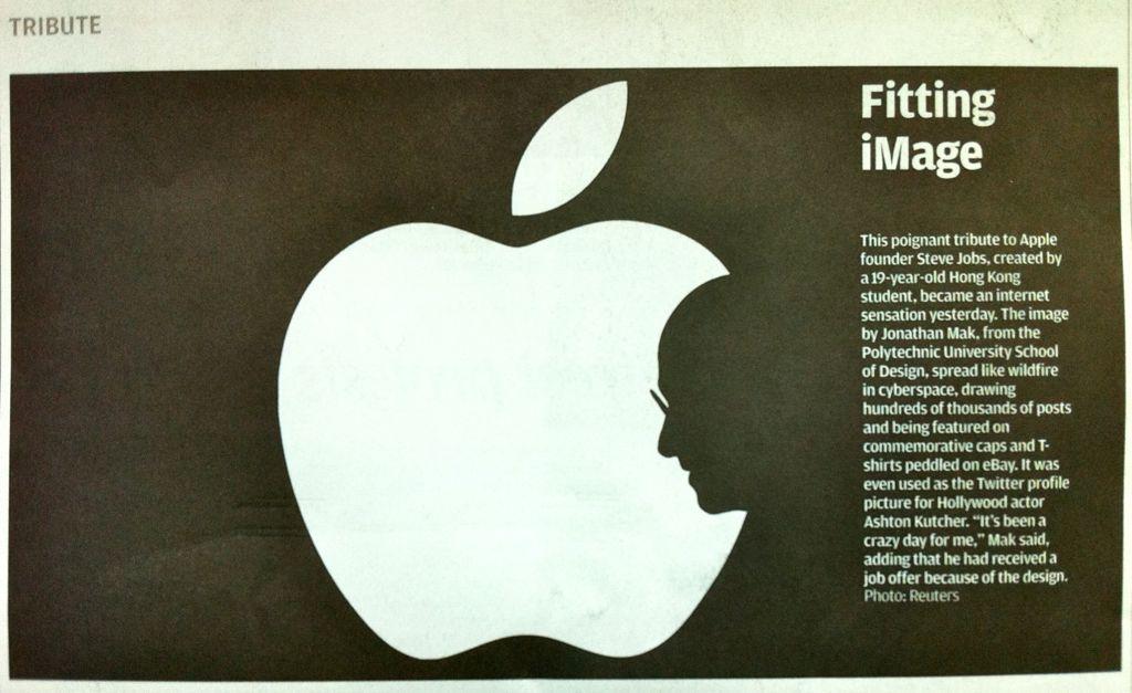 Musings on Life in Hong Kong: Steve Jobs and Apple