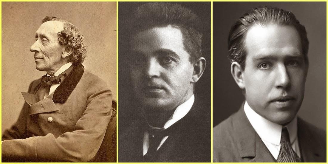 Andersen, Nielsen y Borh