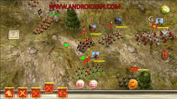 Roman War(3D RTS) Mod Apk Free
