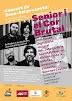 Crònica Senior i el Cor Brutal concert de Soca-rel Alzira, 22-9-18.