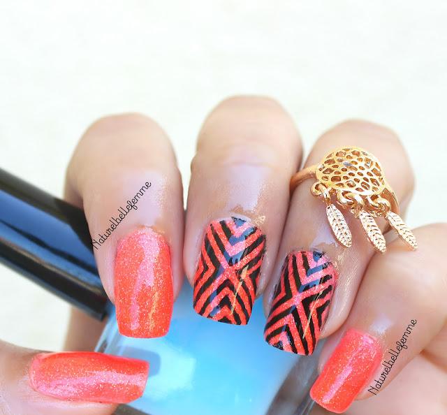 xpattern nail art