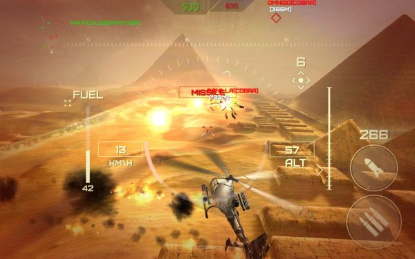 Game World of Gunships Apk