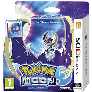 Pokemon Moon Cover