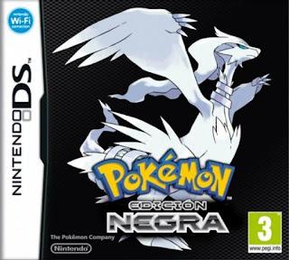 Pokémon: Edición Negra, NDS, Español, Mega, Mediafire