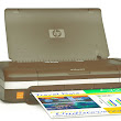 HP Officejet 100 Mobile Printer Pictures