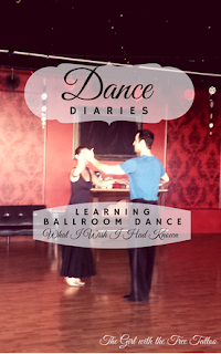 Book Showcase: Dance Diaries: Learning Ballroom Dance: What I Wish I Had Known by The Girl With the Tree Tatoo