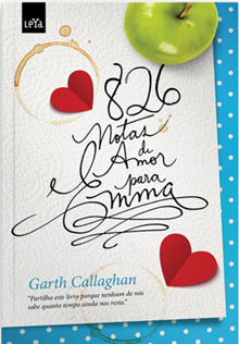 826 notas de amor para Emma livro