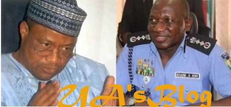 Just in: IGP Ibrahim Idris reportedly orders arrest of Babangida's aide
