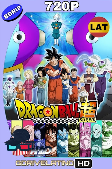 Dragon Ball Super (129-131) BDrip 720p Latino MKV