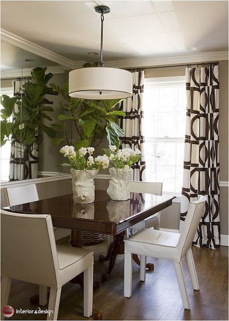 Dining Rooms For Very Small Spaces 13