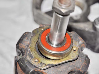 rodamiento-bearing NTN 6203LU alternador reconstruido-alternator rebuild Valeo 436193