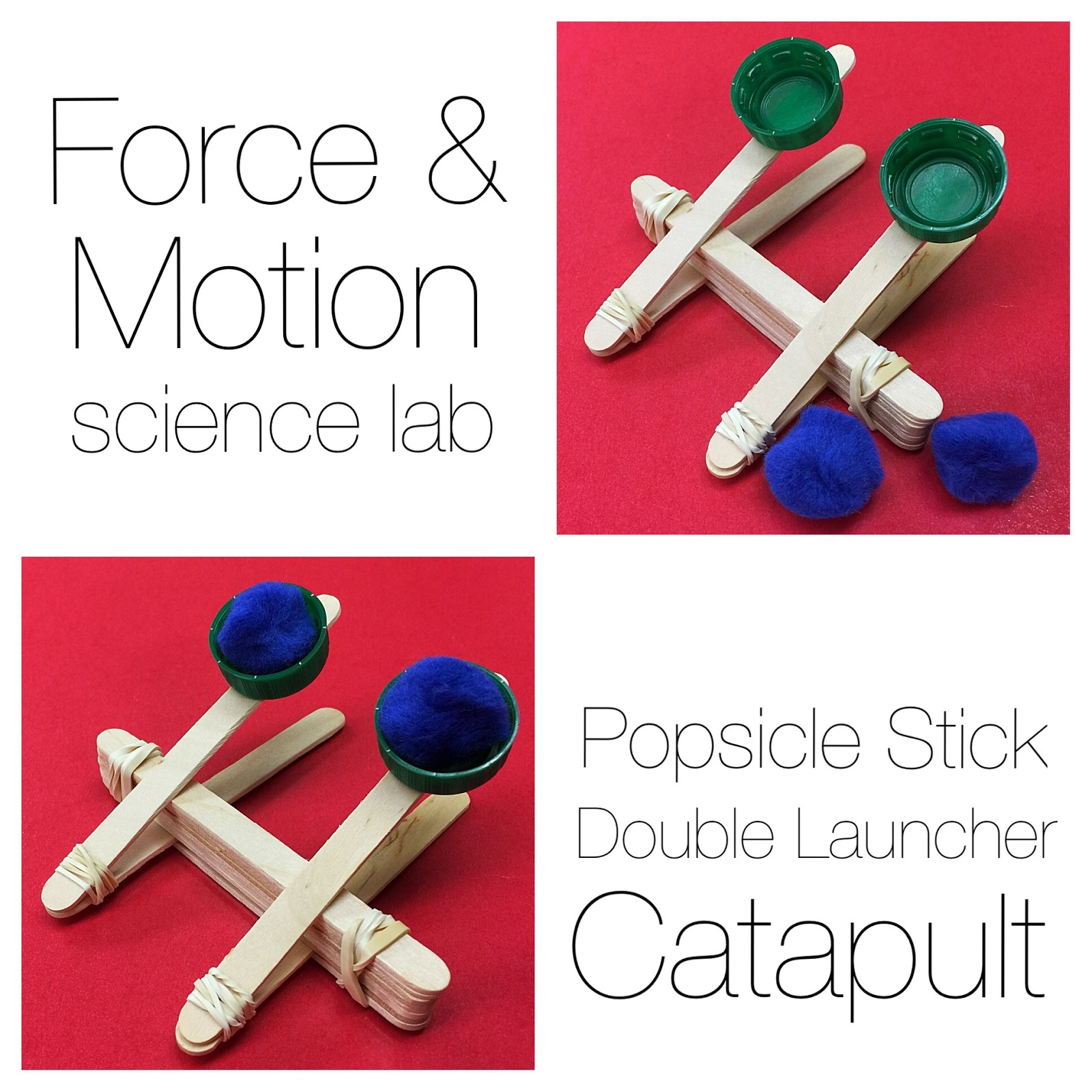 Kearson S Classroom Force And Motion Catapults