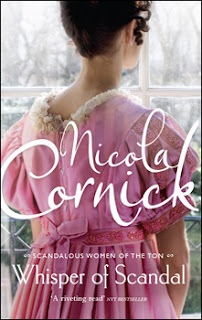 Whisper of Scandal by Nicola Cornick | Cover Love
