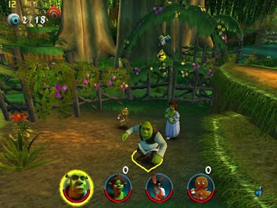 Download Shrek 2 Game