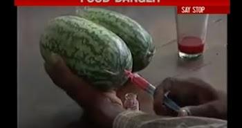 ΠΡΟΣΟΧΗ στα φρούτα και λαχανικά από τα σούπερ μάρκετ - Τους κάνουν ΕΝΕΣΕΙΣ με χρώμα και... [ΕΞΟΡΓΙΣΤΙΚΕΣ ΕΙΚΟΝΕΣ]