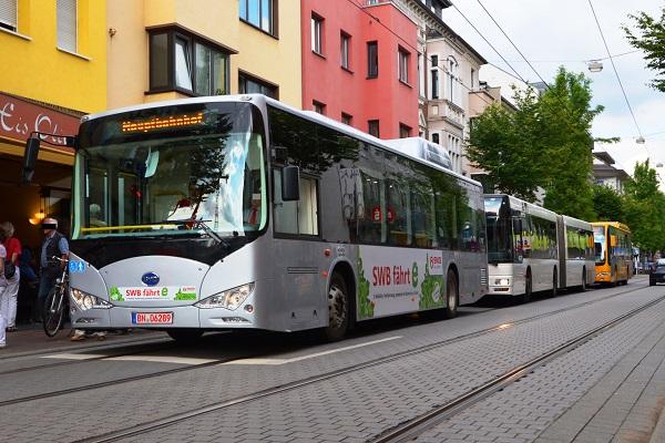BYD Autobus