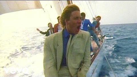Duran Duran Rio Video Screenshot