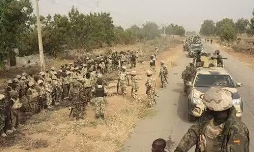 Troops Kill 2 Boko Haram suspects in Borno