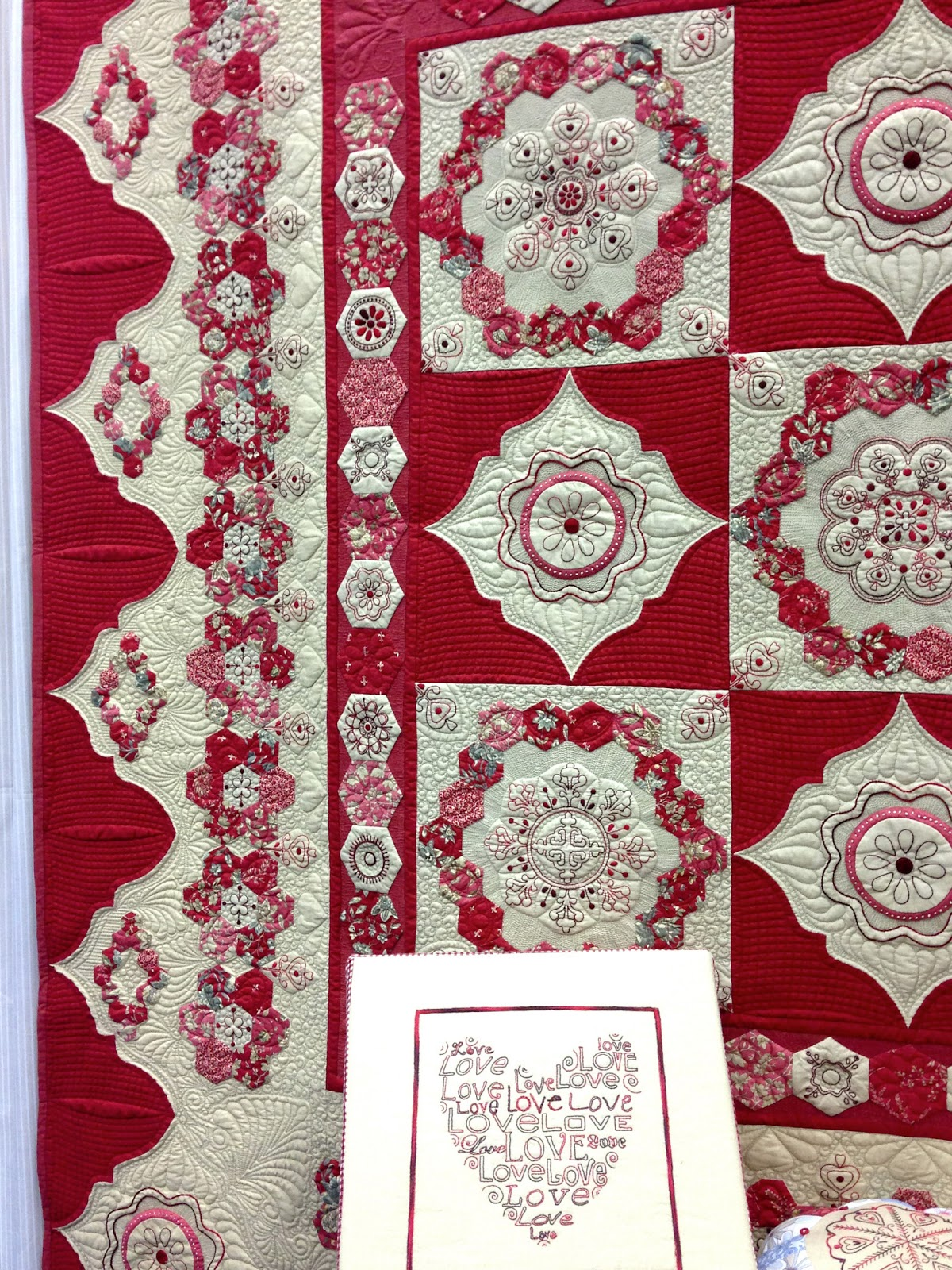 One Lucky Day Portland Quilt Market Review
