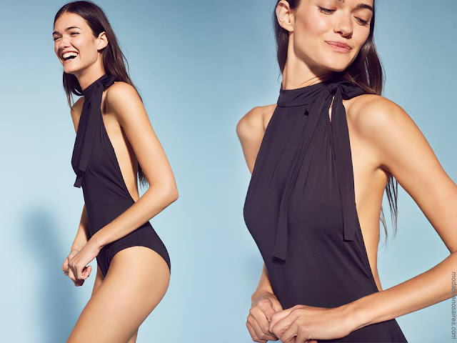 Moda mujer primavera verano 2018. Ropa de moda mujer primavera verano 2018.