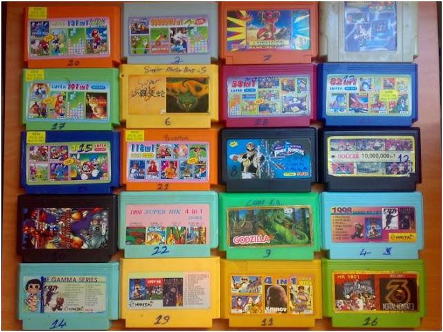 90'lı yılların oyun ve oyuncakları