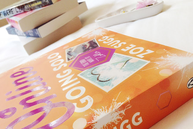 5 Recent Reads Girl Online: Going Solo by Zoe Sugg