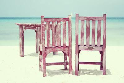 beach sedie al mare