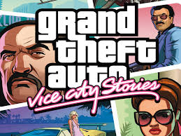 Download GTA Vice City Stories PPSSPP High Compress Cso for Android