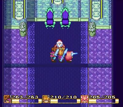 Secret of Mana - Santa Claus