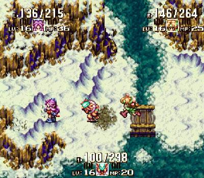 Seiken Densetsu 3 - Snow land