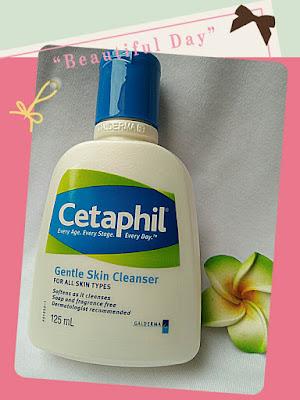 Cetaphill Gentle Cleanser Sehat Dan Aman Untuk Semua Jenis Kulit