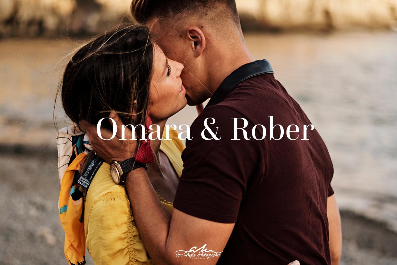 Omara & Rober. Sesión de pareja en Gran Canaria. Abril 2018