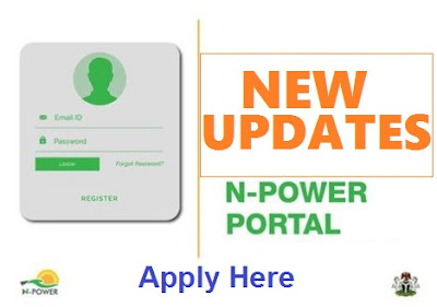 Registration for Npower Nigeria | Login @ www.portal.npower.gov.ng - Latest Updates