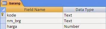 Membuat Event Click Pada Datagrid Dengan Visual Basic 6.0