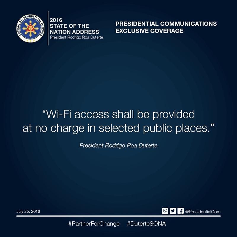 President Duterte Wants Better Internet For The Philippines!