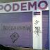 Denuncian pintadas fascistas en sedes de IU, Podemos, PCE y Compromis