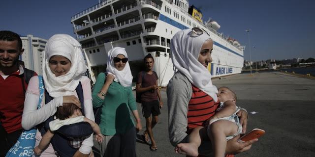 Στο Λαύριο οι πρόσφυγες από τα νησιά με απόφαση της κυβέρνησης