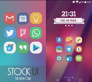 Stock UI - Icon Pack v118.0 APK